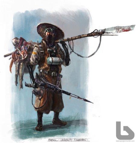 Babiru's art