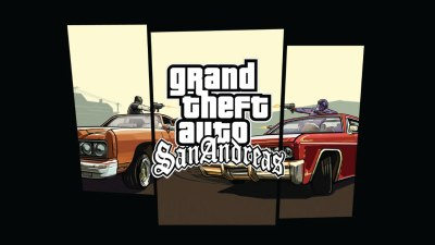 San Andreas gameplay