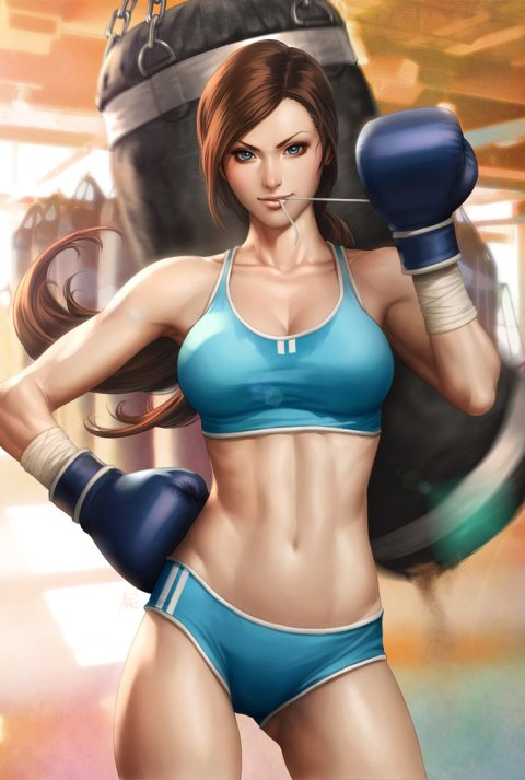 beautiful_boxer_by_artgerm-d7lsbvd