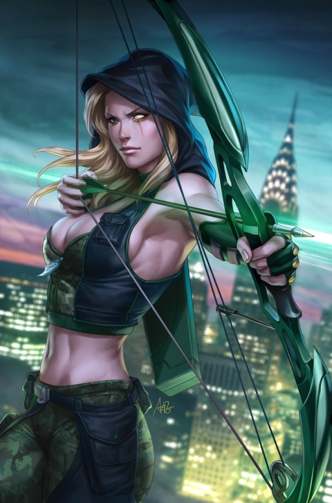 robyn_hood_wanted_1_by_artgerm-d5wxd2i